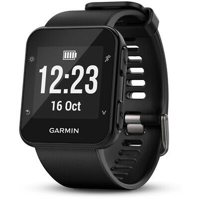 Garmin Forerunner 35 GPS Running Watch & Activity Tracker - Black