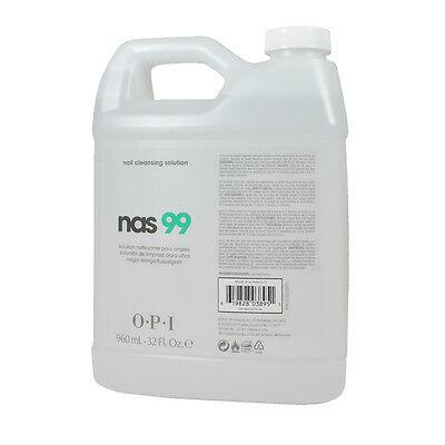 OPI Nas 99 Nas99 Nail Sanitize Antiseptic Spray 32oz