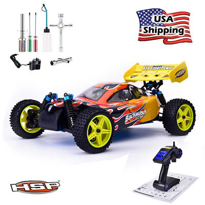 HSP Rc Car 1/10 Scale RTR Nitro Gas Power 4wd Off Road Racing Buggy 80142 Tools