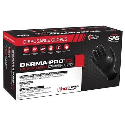 Improved Formula for better feeling like second skin. 200 Gloves per box Anti-Allergic Disposable Latex Free Stretch Nitrile Gloves Medium Size, Cobalt Blue, 200 Gloves