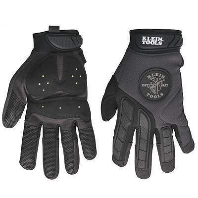 Klein Tools 40214 Journeyman Grip Gloves, Size Medium