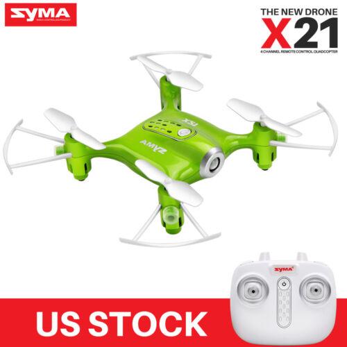 Syma X21 RC Helicopter Radio Remote Control Electric Micro A