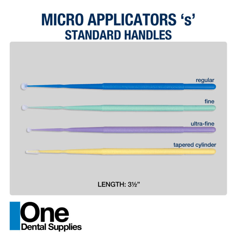 Dental Disposable Micro Brushes Applicators
