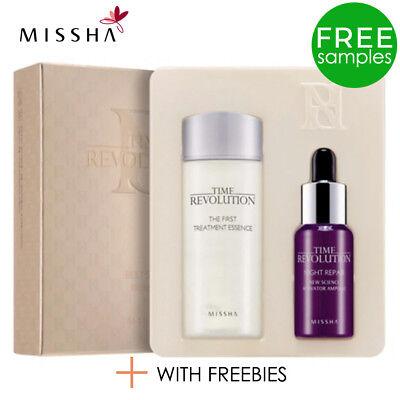 MISSHA / Time Revolution Best Seller Trial Set / Free Sample / Korea Cosmetics