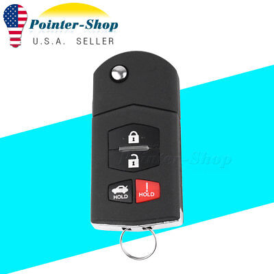 For 2009 2010 2011 2012 2013 Mazda 6 Keyless Entry Key Car Remote Fob