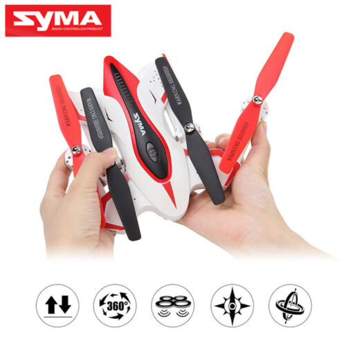 SYMA X56 Foldable Drone 2.4Ghz 3CH 6-AXIS GYRO Quadcopter Outdoor Aircraft Toy