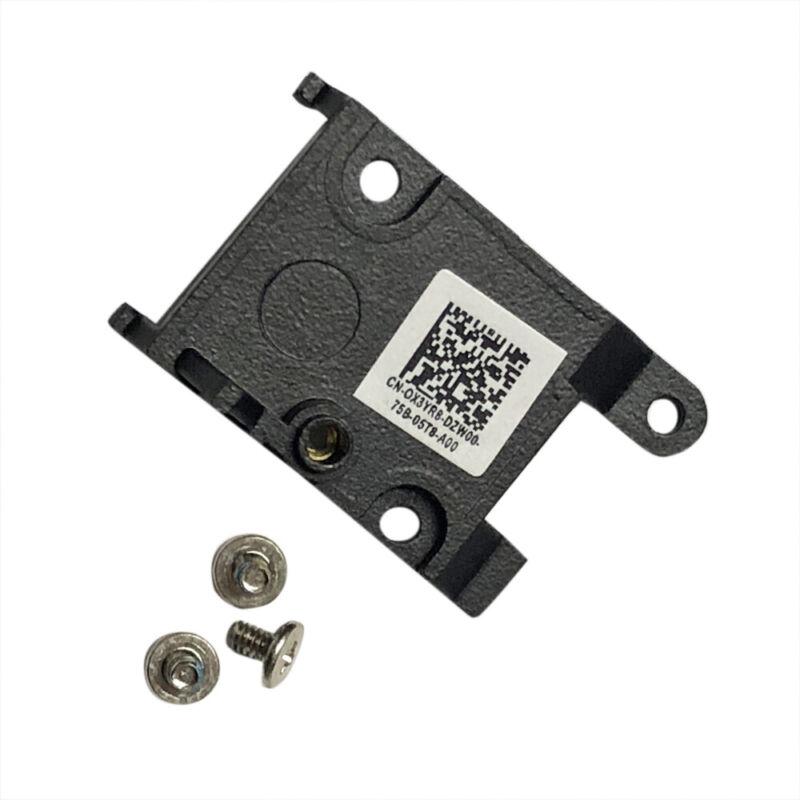 FOR DELL LATITUDE E5470 E5570 PRE M3510 LAPTOP M.2 NGFF SSD CADDY BRACKET