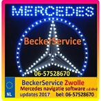 MERCEDES Navigatie update 2017 CD s DVD Comand Audio 50 APS