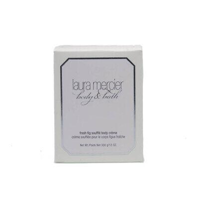 Body Lotion Fresh Fig - Laura Mercier Fresh Fig Souffle Body Creme 12oz (300g)