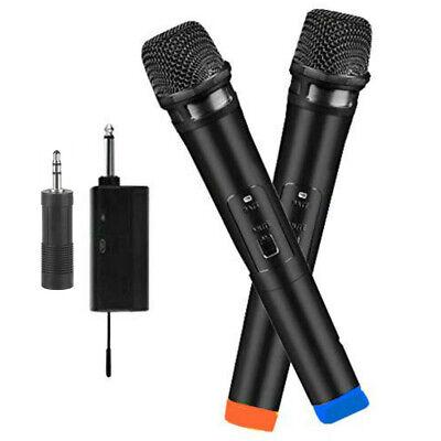 Micrófono Inalámbrico karaoke profesional micrófono dinámico recargable para Bod