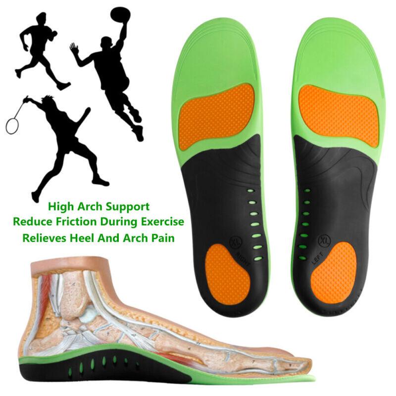 Shoes Pad Orthotic Insoles Plantar Fasciitis Flat Foot Feet