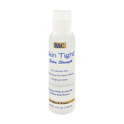 B&C Skin Tight Razor for Bumps and Ingrown Hairs EXTRA STRENGTH (4 oz)