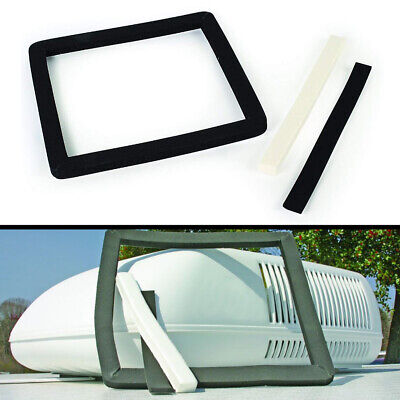 Rv Rooftop Air Conditioner - Camco RV Universal Roof Top Air Conditioner Frame Gasket Kit Trailer Camper Seal