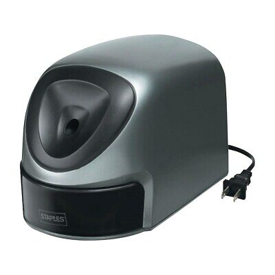 Staples Light Duty Electric Pencil Sharpener 34462 380806
