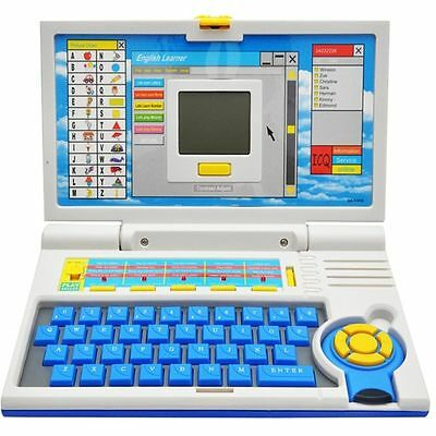 Educational English Learning Screen Laptop Toy Computer With Mouse For Kids for sale  Ambala