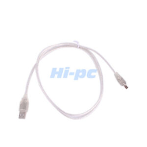 2-USB-to-Firewire-IEEE-1394-Mini-4-Pin-iLink-Data-Cable