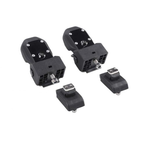 Loveyes Hood Latches Anti-Theft Hood Lock Black Catch Latches Kit For 2018-2020 Jeep Wrangler JL