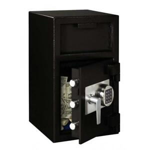 DEPOSITORY SECURITY DIGITAL LOCK DEPOSIT DROP SAFE SAFETY RETAIL STORE - COMMERCIAL