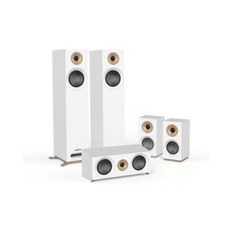 Jamo Studio Series S 805 Hcs-wh White Home Cinema System