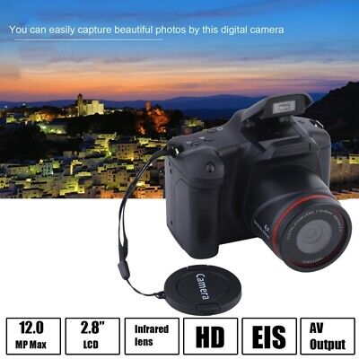 16X Zoom Digital Camera Full HD 1080P Professional Video Camcorder Vlogging HOT