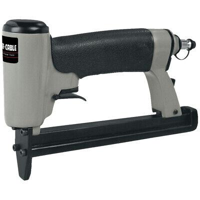 Pneumatic 3 8 Upholstery Stapler Staple Nailer Air