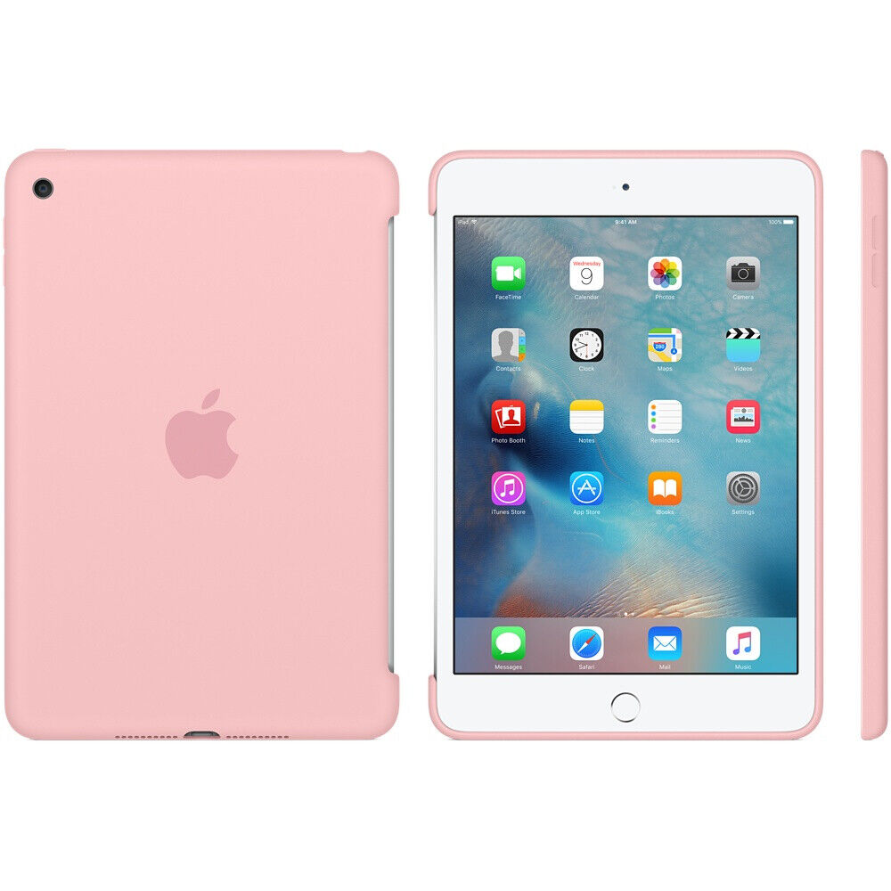 Apple iPad Mini 4 Official Silicone Rear Case Back Cover MLD