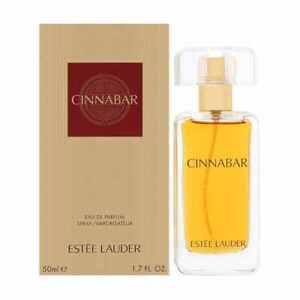 Cinnabar Perfume Estee lauder 1.7 oz 50 ml EDP Eau De Parfum Spray Women Sealed