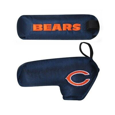 NEW Team Effort Golf NFL Chicago Bears Blade Style Putter Head Cover