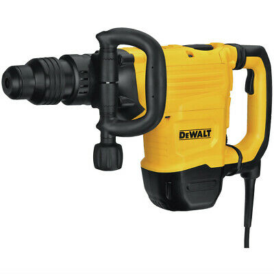 Dewalt D25872k 19 Lbs. Sds Max Demolition Hammer New