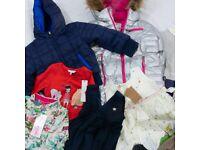 Bulk, Wholesale - Kids Designer Clothing Bundle (Timberland, Catimini, Levi's, Mini Rodini + more)