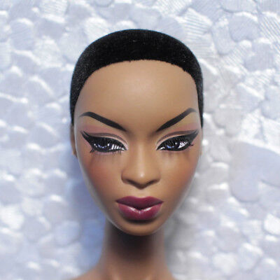 NEW HEAD ONLY FACES OF ADELE MAKEDA 1.0 CROPPED HAIR A-TONE SKINTONE W CLUB FR