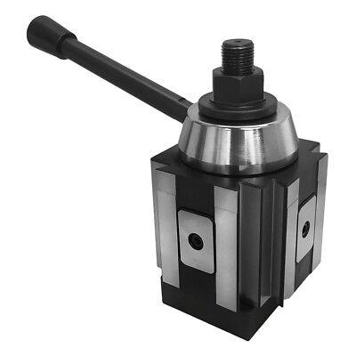 14-20 Lathe Ca Piston Type Quick Change Tool Post Cnc 250-400 Lathing