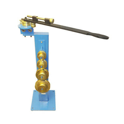 Floor Pedestal Pipe Tube Bender Bend 180 Degree 10 Dies 14 To 58 3d 5d