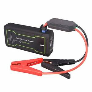 Portable Emergency Jump  Starter Multi Function 12v Strobe Light Kings Beach Caloundra Area Preview