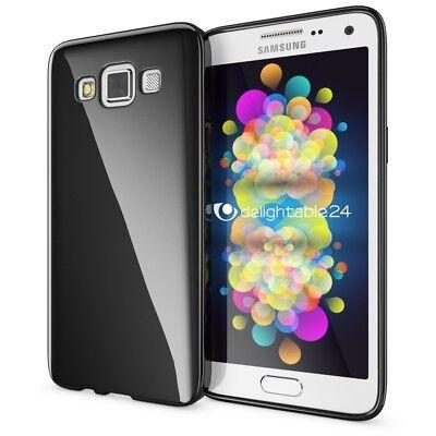 Samsung Galaxy A5 2015 Hülle Handyhülle von NALIA Slim Silikon Case Dünnes Cover