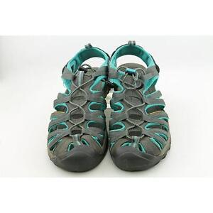 94b0d8161452 Women s KEEN Whisper Sandal 11 M Dark Shadow ceramic