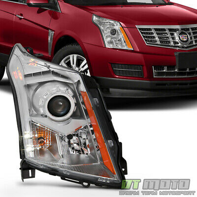 [New RH Passenger Side] For 2010-2016 Cadillac SRX Halogen Headlight Replacement