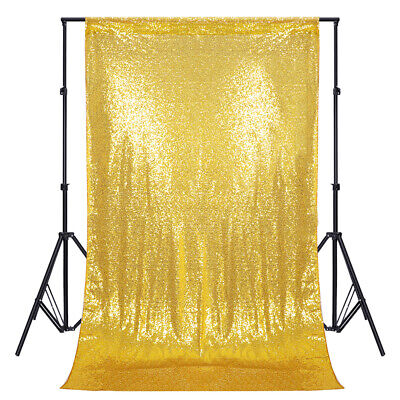Glitter Sequin Backdrop Photo Booth Curtain Photography Background Wedding Party](Photo Booth Curtains)