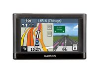 GARMIN nüvi® 42LM GPS Sat Nav - Lifetime map for UK & Ireland + Al North America (no offers, please)