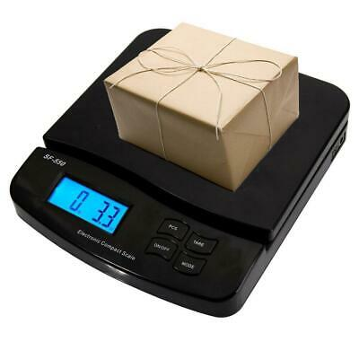 55lb X 0.1oz Digital Postal Shipping Scale Weight Postage Kitchen Counting 25kg