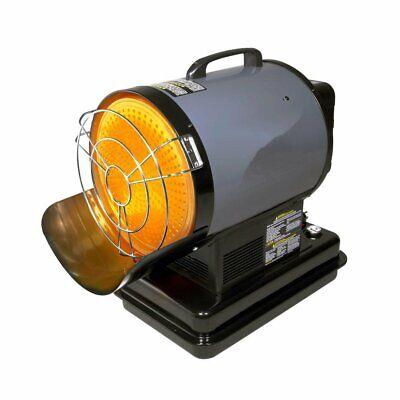 Heater - Diesel Kerosene Fuel Oil Jet Fuel Fired - 70000 Btu - 1750 Sf Heat