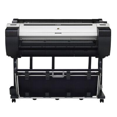 Canon Imageprograf Ipf785 36 Color Large Format Inkjet Printer
