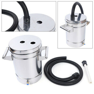 Small 304 Stainless Steel Fluidized Powder Hopper For Powder Coating Machine 8l