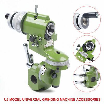 U2 Universal Cutter Grinder Machine For Sharpening End Mill Cutter Holder Tool