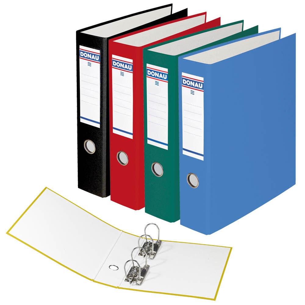 Doppelordner Bankordner in 5 Farben 2 x A5 quer Kontoauszugsordner BLITZVERSAND