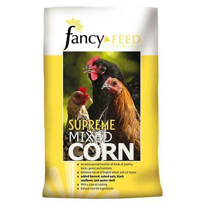 Fancy Feeds Supreme Mixed Poultry Corn 20kg