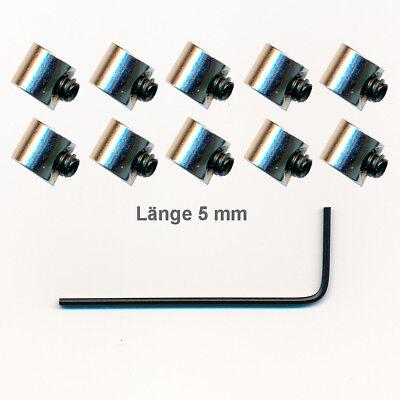 10 Edel Sicherheitsverschlüsse (Mini) Pin Saver für Metall Button Pin Anstecker