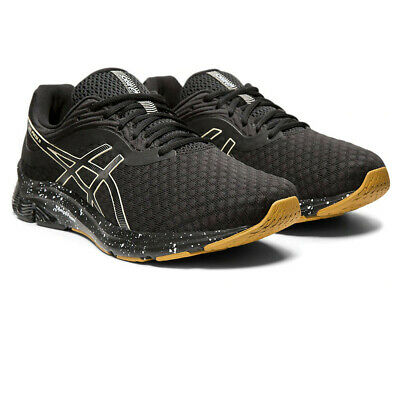Asics Mens Gel-Pulse 11 Winterised Running Shoe - Black Sports Breathable