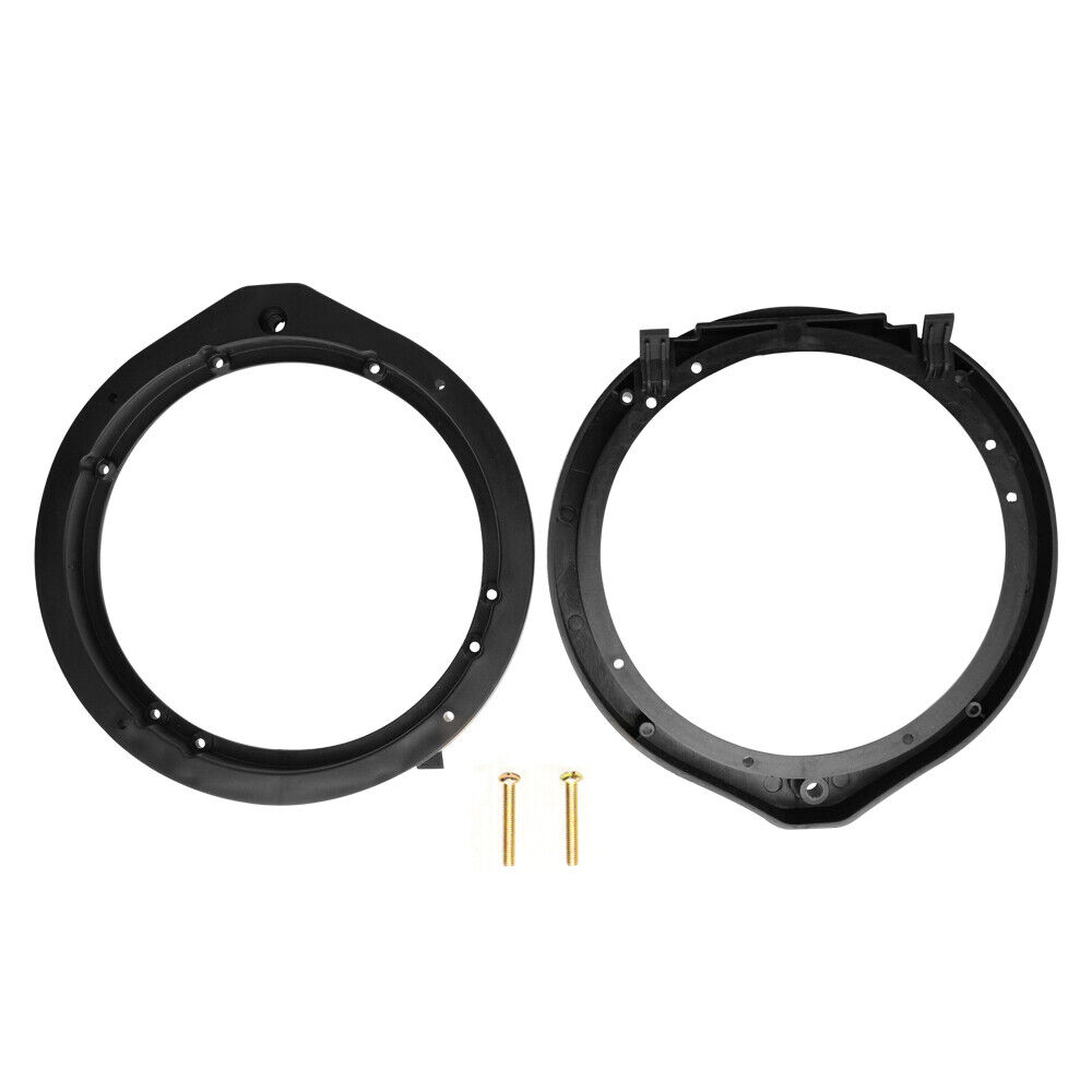 """For Honda Civic Speaker Adaptor Rings 6.5/""""//6.75/"""" Harness Connection Cable Kit"""