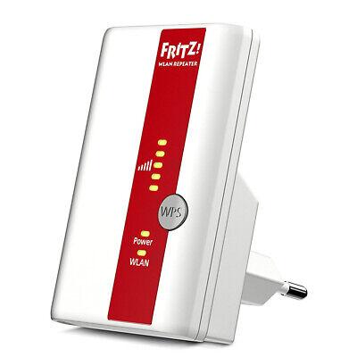 AVM FRITZ!Repeater 310,Range Extender Universale N300 Mbit/s, WPS, Compatibile
